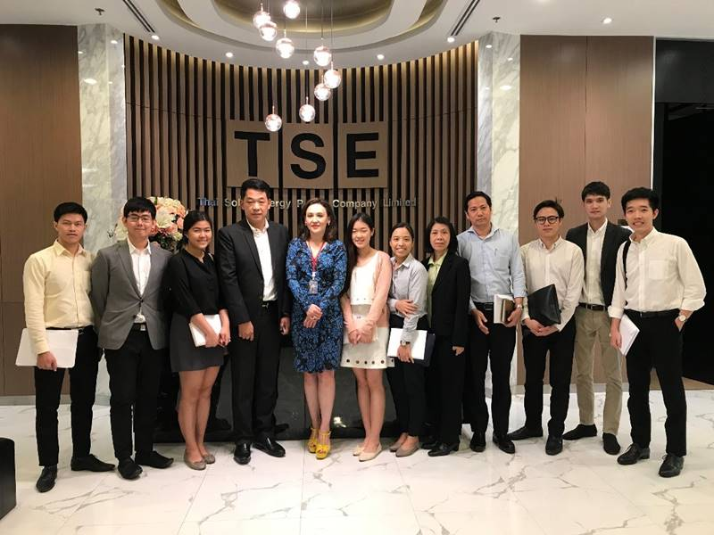 TSE'S Open house to welcome the analysts 2018
